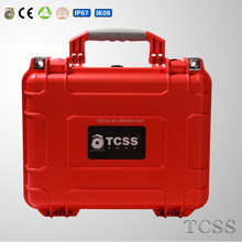 anti-water tool hard plastic waterproof equipment case