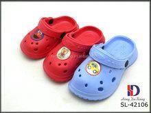 One dollar cheap children unisex eva garden clog shoes