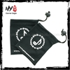 New fashional handmade microfiber jewellery pouch,brand jewelry pouch,microfiber drawsing jewelry bag