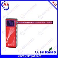 Over heat protection system &car parking system barrier pole with vehicle detector