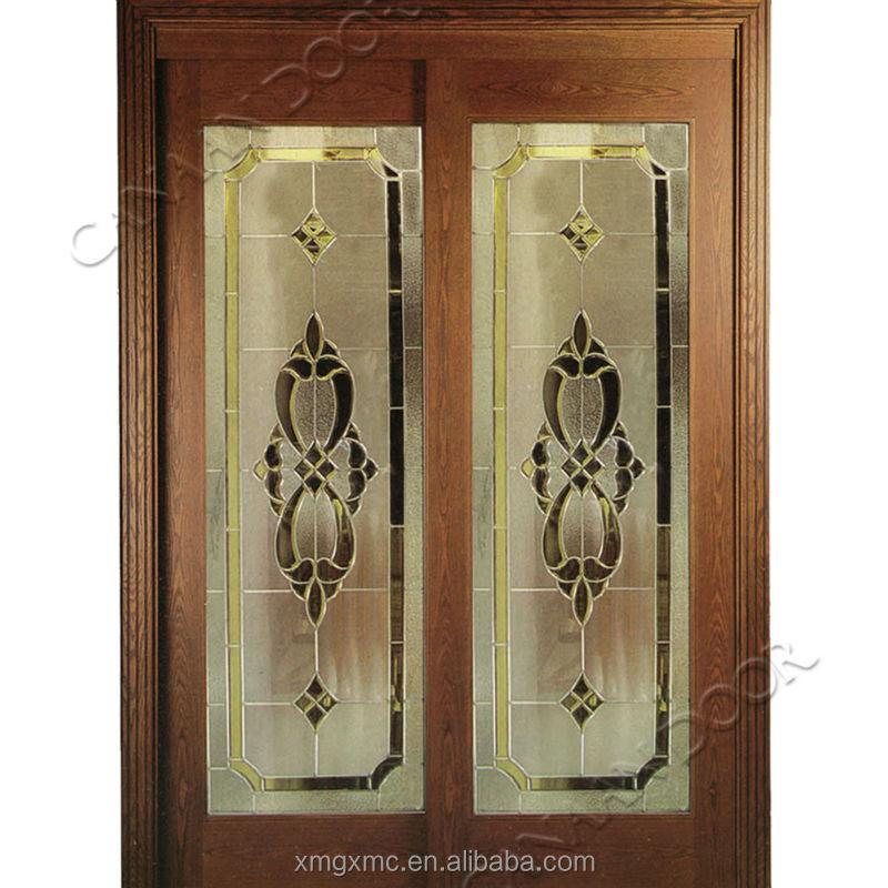 Sliding Glass Door Bathroom Tempered Glass Door Interior Frosted Glass