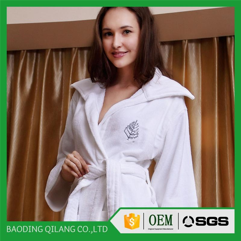 Bathroom robes