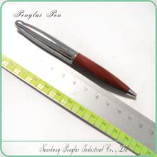 Cheap Twist Metal wooden ball pen making