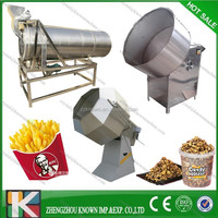 food flavoring machine for potato chips with good quality