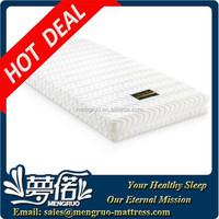 factory queen size compress roll up mattress memory foam