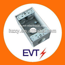 1 gang electrical box weatherproof junction box FSB