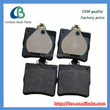 High-quality rear brake pads for Benz CLK240/320 SLK350 003 420 28 20
