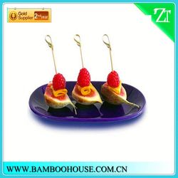 durable hygeian odorless beef decorative artificial bamboo food picks for agarbatti