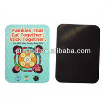 Promotional Refrigerator Thermometer Magnet Sticker