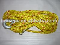 PE stretch tow rope