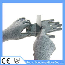 Safety Product Chinese Manufacturer / Level 5 PU Cut Resistant Gloves