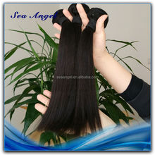 Unprocessed Cheap Wholesale African American Straight Brazillian Hair