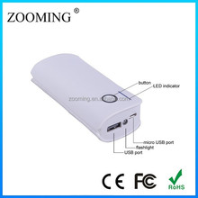 ultra slim solar power bank, rechargeable panel power bank with high quality