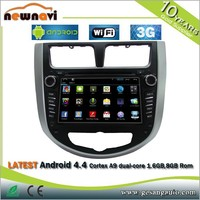 auto OEM Replacement navi Car dvd player with BT DVR IPOD 3G WIFI AM/FM