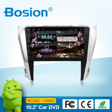 10.2inch capacitive screen android 4.2 car stereo navigation / car multimedia system for Toyota Camry