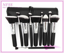 fashion make up brushes 10pcs makeup brushes synthetic cosmetic make up brush st