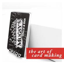 Low-Cost PVC Plastic NXP MIFARE Classic 1K RFID Card/ Plastic Business ID Card