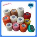 Adhesivo médico elástica de la herida vendaje de yeso de band aid vendas de algodón( ce aprobado por la fda)