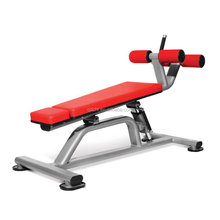 Adjustable Gym Fitness Equipment Incline Sit Up Bench/Curved Sit Up Bench/Bench Press