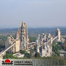 High Capacity cement plant for sale