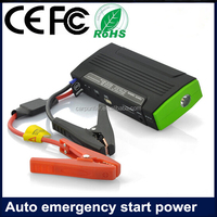 Factory sales 13600mAh auto power bank , 12v car jump starter Auto Jump Starter with CE/FCC/ROHS certification