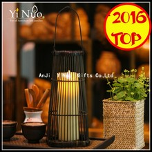 2016 New Design Promotional bamboo products/bamboo lantern/small crafts