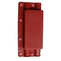 Electric power shock equipment insulation shield