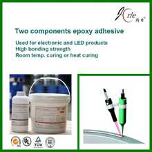 fast curing epoxy sealing adhesive