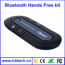 New arrival bluetooth rearview mirror handsfree car kit