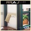 new design pleated shangri-la blinds