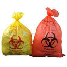 factory direct supply plastic dental clinical waste bag disposable