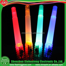 Outdoor concert use stick LED whistle for cheering