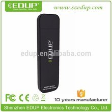Best China Supplier 600Mbps Dual Band 2.4GHz / 5.8GHz USB Wifi Wireless Adapter Lan network cards for laptop pc EP-DB1301