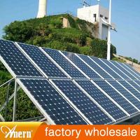 High Stability and High Efficiency 12V/24V 20A 500w solar power system