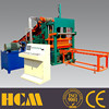 machinery for small industries QT4-20C cement hollow concrete block making machine