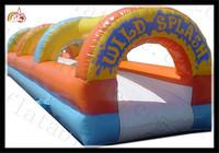 Inflatable wet waterslide inflatable water slide parts & water slip