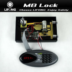 Electronic digital locks for locker safe box card lock