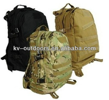 Multicolors 1000D Fabric MOLLE MIlitary Barracks Backpack Outdoor Travel Hiking Gear Back Packs With Mini Pouch Small Bag