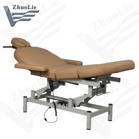 Human Shape full body massage bed massage table for sale(D1502)