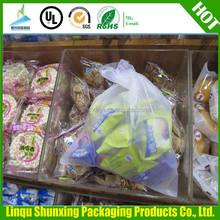 plastic shopping bag / food plastic bag / bag for food