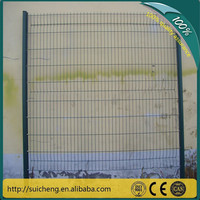 galvanized iron fencing supplies /wire fence panels/wrought iron fencing(Guangzhou Factory)