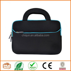 "12"" Inch Laptop Sleeve Case Blue& Black Chiqun Dongguan"