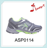 European style woman casual running shoes hot selling sport running shoes