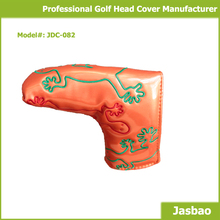 "Custom Made Golf Head Cover In ""L"" Shape"