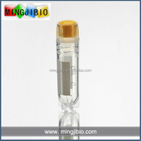 Chemical lab supplies cryovial tube 0.5ml and 1.5ml