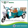 Best Good Supplier Battery Rickshaw 3 Wheel Trike Made In China