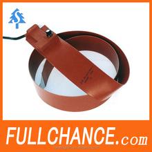aluminum silicone heating element 220v with hole