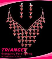 High Quality Handmade Bridal Jewelry Sets