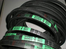 High quality Rubber V-Belts,O,A,B,C,D,E,3V,5V,8V