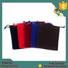 Velvet gift bag jewellery pouch